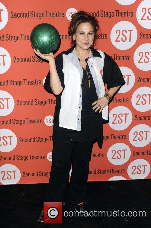 Kathy Najimy  attends the Second Stage Theatre's...