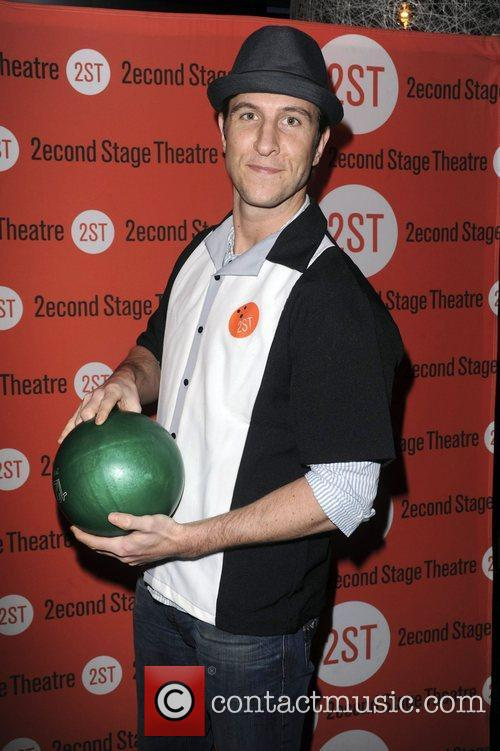 Pablo Schreiber  attends the Second Stage Theatre's...