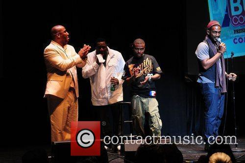 Capone, Corey Holcomb, Lil Duval and Bill Bellamy...