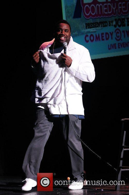 Corey Holcomb  The Shaquille O'Neal All-Star Comedy...