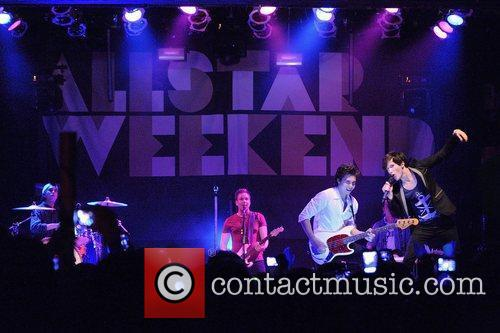 Zachary Porter and Cameron Quiseng  Allstar Weekend...