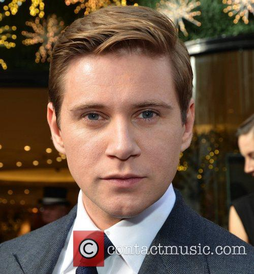 Allen Leech, Christmas and Brown Thomas 1