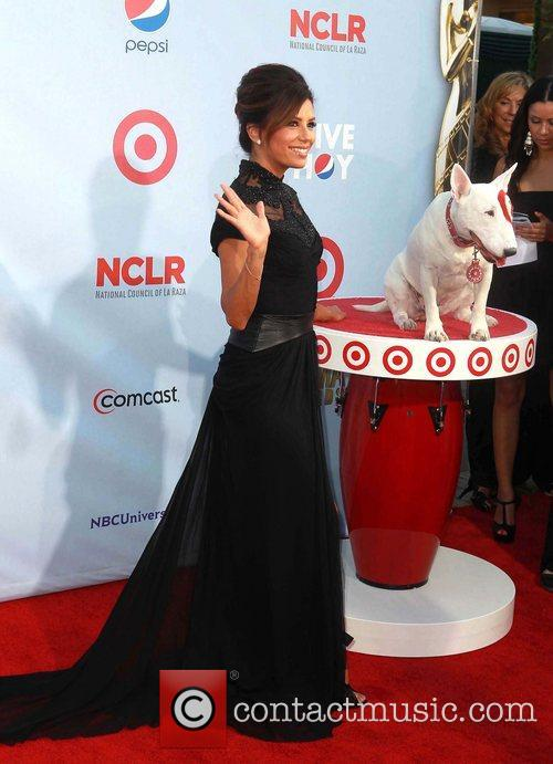 Eva Longoria 2012 NCLR ALMA Awards, held at...