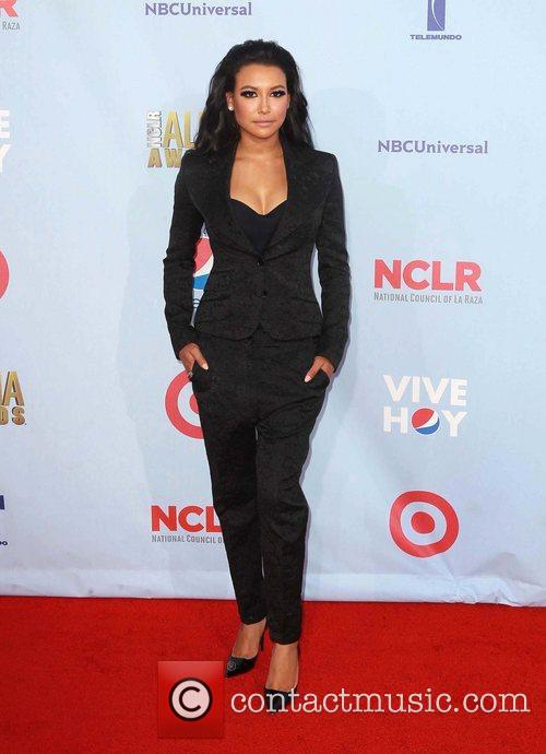 Naya Rivera 2012 NCLR ALMA Awards, held at...