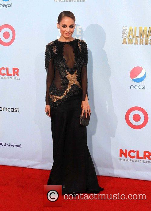 Nicole Richie 2012 NCLR ALMA Awards, held at...