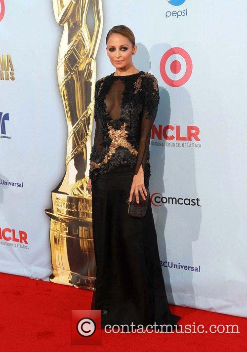 nicole richie 2012 nclr alma awards held 5914263