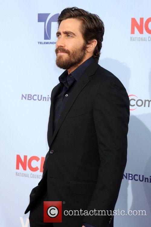 Jake Gyllenhaal 2012 NCLR ALMA Awards, held at...