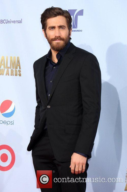 Jake Gyllenhaal and Alma Awards 3