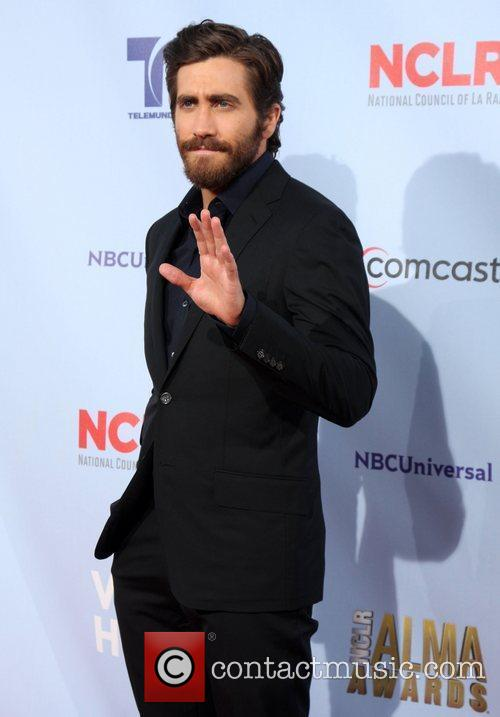 Jake Gyllenhaal and Alma Awards 4