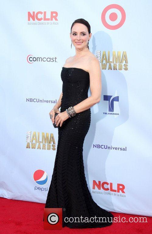 Madeleine Stowe and Alma Awards 5