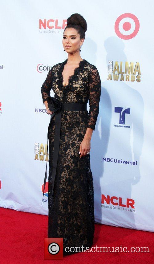 Roselyn Sanchez  2012 NCLR ALMA Awards, held...