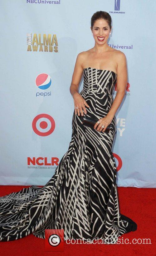 Ana Ortiz  2012 NCLR ALMA Awards, held...