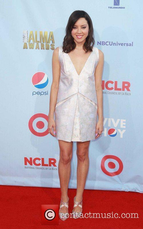 Aubrey Plaza  2012 NCLR ALMA Awards, held...