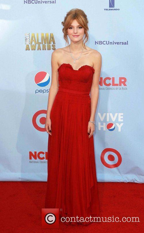 Bella Thorne  2012 NCLR ALMA Awards, held...