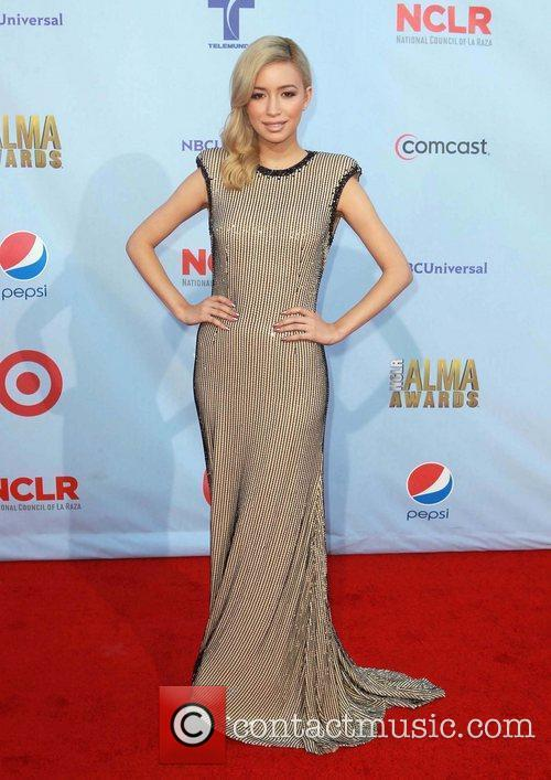 Christian Serratos  2012 NCLR ALMA Awards, held...