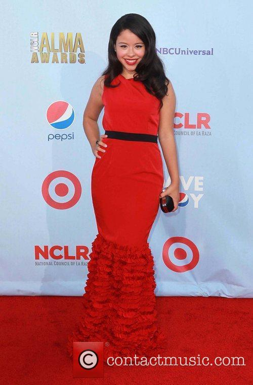 Cierra Ramirez  2012 NCLR ALMA Awards, held...