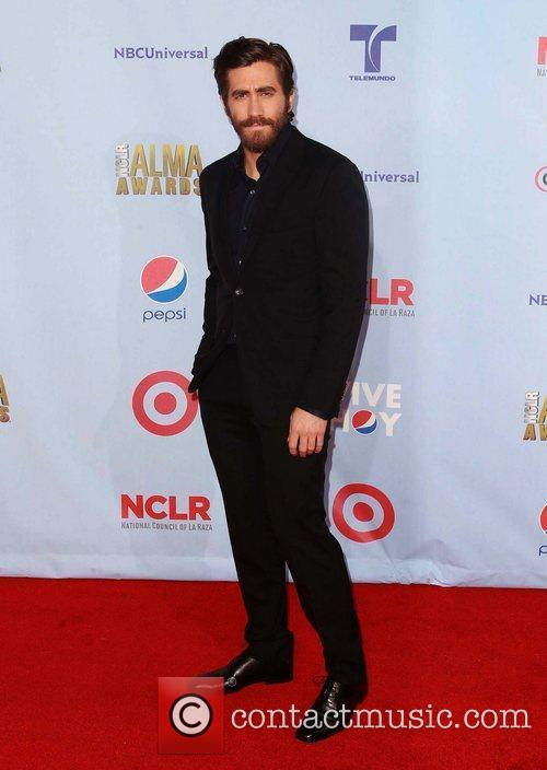 Jake Gyllenhaal and Alma Awards 1