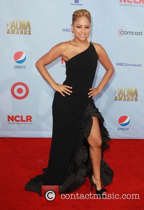 Kat DeLuna  2012 NCLR ALMA Awards, held...