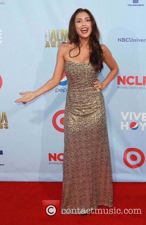 Lindsey Morgan  2012 NCLR ALMA Awards, held...