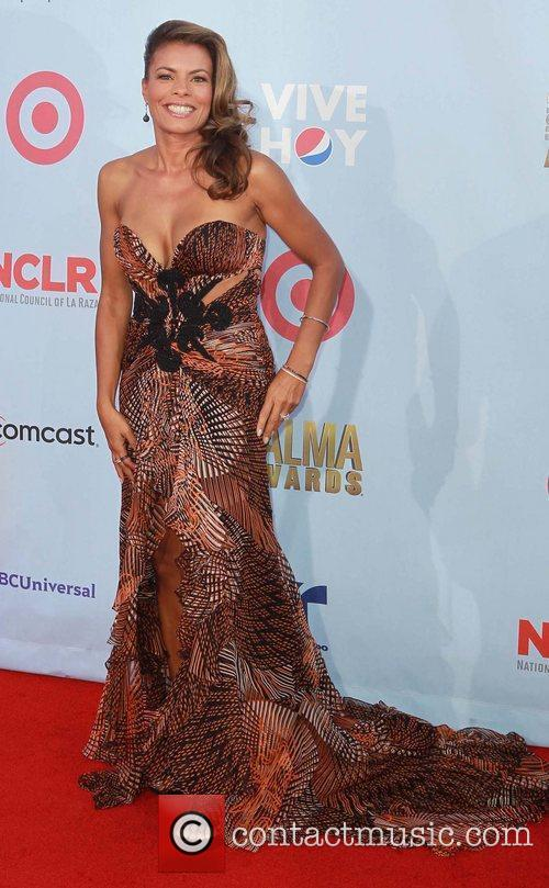 Lisa Vidal  2012 NCLR ALMA Awards, held...