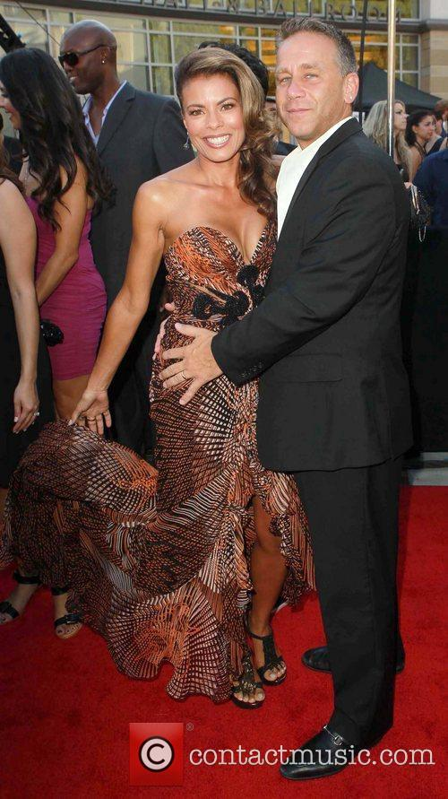 Lisa Vidal and husband Jay Cohen  2012...