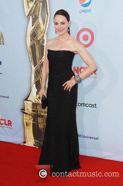 Madeleine Stowe and Alma Awards 7