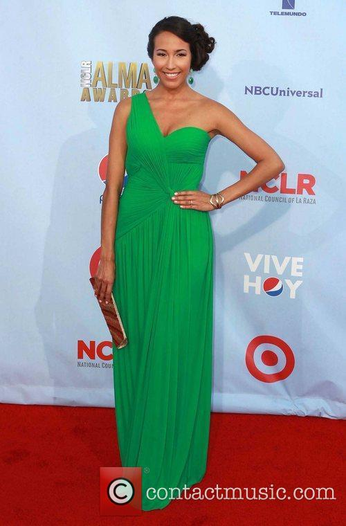Marisa Quinn  2012 NCLR ALMA Awards, held...