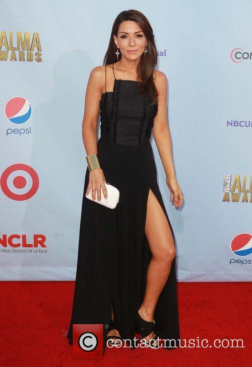 Marisol Nichols and Alma Awards 5