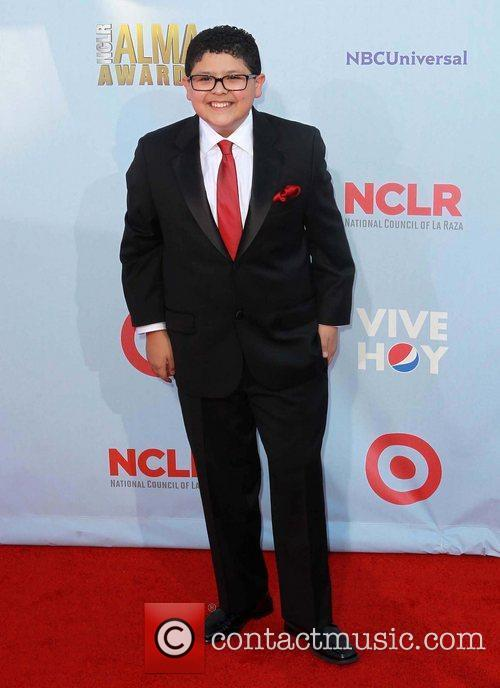 Rico Rodriguez  2012 NCLR ALMA Awards, held...