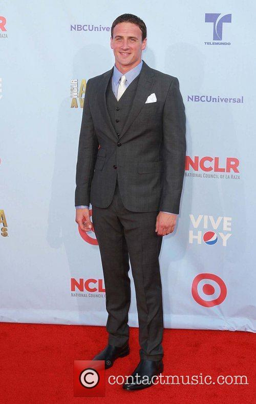 Ryan Lochte  2012 NCLR ALMA Awards, held...