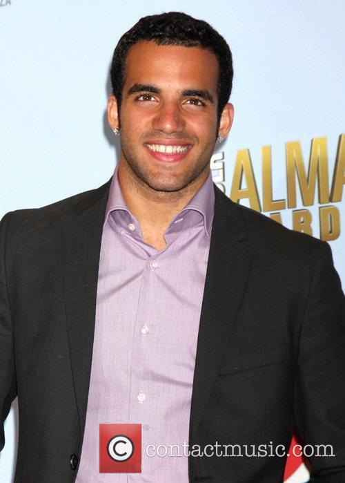 Danell Leyva 2012 NCLR ALMA Awards, held at...