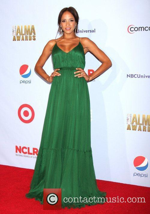 Dania Ramirez 2012 NCLR ALMA Awards, held at...