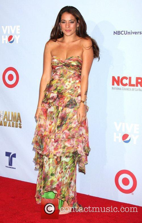 Natalie Martinez 2012 NCLR ALMA Awards, held at...