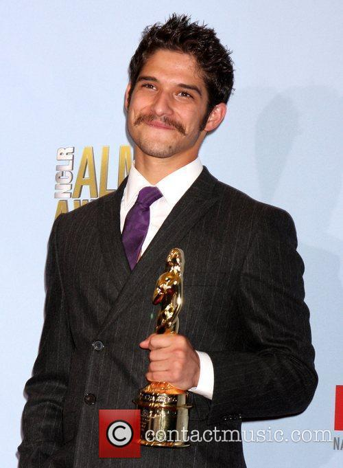 Tyler Posey 2012 NCLR ALMA Awards, held at...