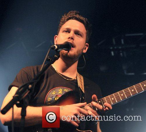 Mercury Prize winners, Alt-J performing at Oxford's O2...