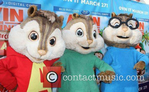 Alvin & The Chipmunks and El Rey Theatre