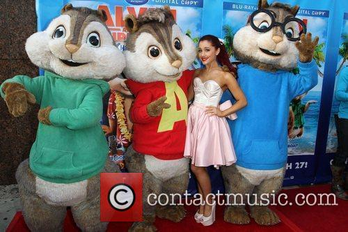 Ariana Grande and El Rey Theatre 6