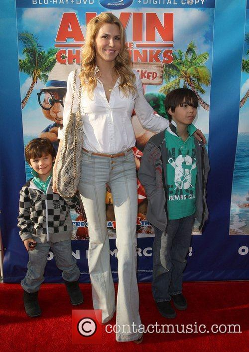 Brandi Glanville and El Rey Theatre 2