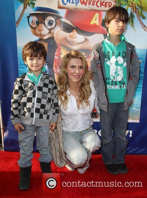 Brandi Glanville and El Rey Theatre 3