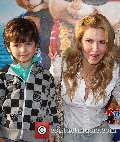 Brandi Glanville and El Rey Theatre 4