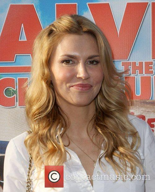 Brandi Glanville and El Rey Theatre 1