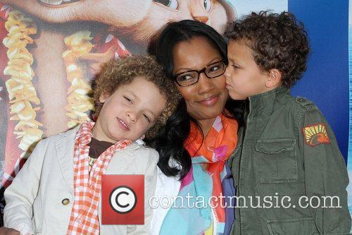 Garcelle Beauvais-nilon and El Rey Theatre 2