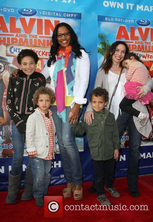 Garcelle Beauvais-nilon and El Rey Theatre 3