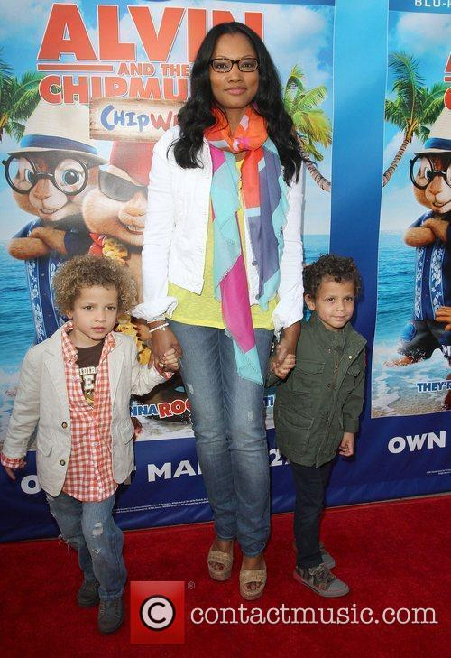 Garcelle Beauvais-nilon and El Rey Theatre 7