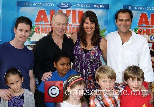Neal Mcdonough, Andy Buckley and El Rey Theatre 2