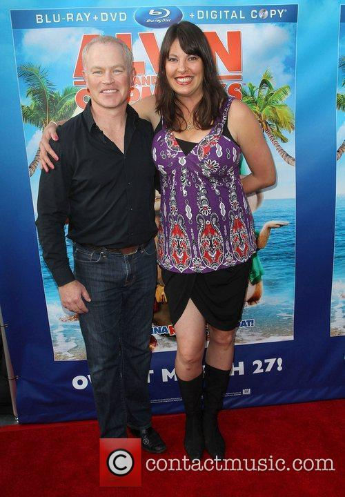 Neal Mcdonough and El Rey Theatre 3