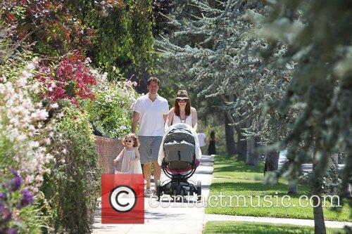 Alyson Hannigan and Alexis Denisof 3