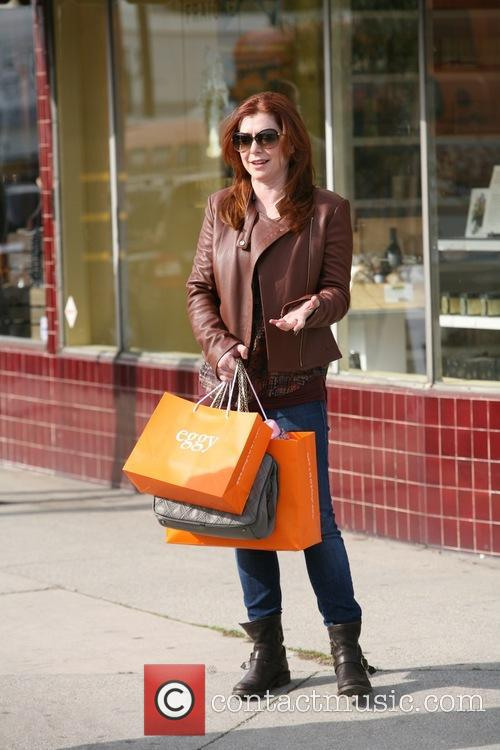 alyson hannigan alyson hannigan out shopping featuring 20048226