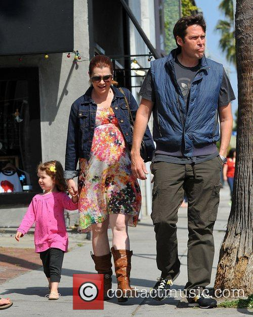 Alyson Hannigan and Alexis Denisof 8