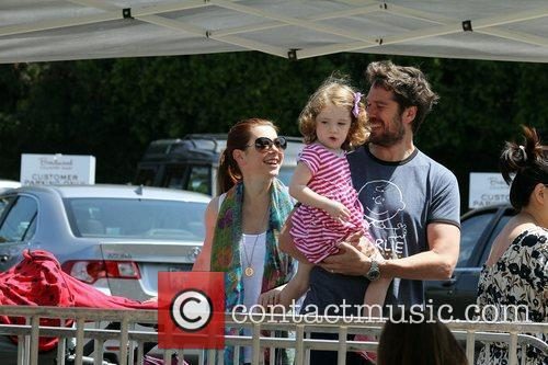 Alyson Hannigan and Alexis Denisof 7